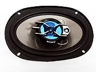 Автомобильная акустика, колонки Sony XS-GTF6925B (600W) 2х полосные, Акустика, колонки, автоколонки