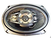 Автомобильная акустика, колонки Boschmann XJ1-G969T4 (500W) 4х полосные, Акустика, колонки, автоколонки