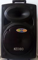 Колонка, акустическая сиситема B12 SPEAKER Kedibo, Акустика, колонки, автоколонки