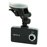 Видеорегистратор для вашего авто dvr k6000, с микрофоном, full hd 1020р, экран 2,7 дюйма, объектив с⌦ зумом 4х, Регистратор, навигатор,