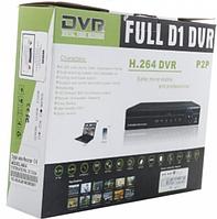 Домашний регистратор DVR 6604N 4-CAM, Регистратор, навигатор, видеорегистратор