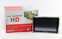 Автомобильный GPS навигатор 5007 TV, Регистратор, навигатор, видеорегистратор