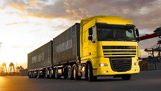 Вантажні перевезення в Росію