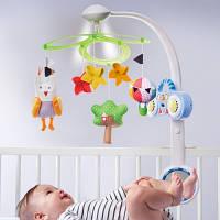 Детский музыкальный мобиль на кроватку Сказочное Приключение MP3-плеер Taf Toys 11895