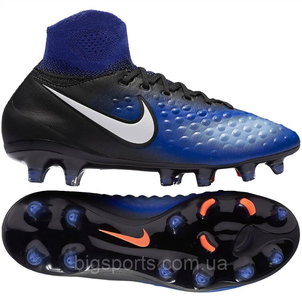 d953ac8b1a06 Бутсы дет. Nike JR Magista Obra II FG (арт. 844410-015), цена 1 600 ...