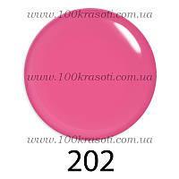 Гель-лак G.La Color, 10ml, цвет №202 (яркий малиново-сиреневый), фото 1