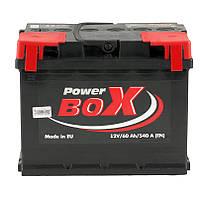 Аккумулятор 60 Аh, 12V А1 PowerBOX (1)