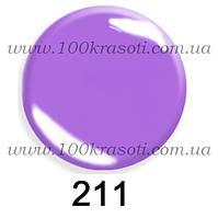 Гель-лак G.La Color, 10ml, цвет №211 (насыщенный яркий фиолетовый)
