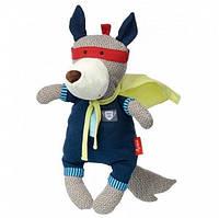Мягкая игрушка sigikid Волк супергерой 35 см 38697SK