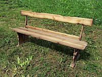 Скамейка для дачи и сада ручной работы, фото 1