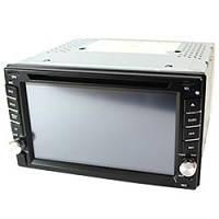 """Автомобильная магнитола 2DIN 7"""" Pioneer 6273 с DVD,GPS,TV,USB, AUX! 4*52 Вт"""