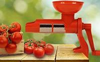 Ручная соковыжималка для овощей и фруктов Juice Extractor For Tomato, Кухонный комбайн, кухонный процессор, измельчитель