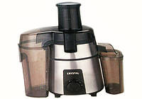 Электрическая Соковыжималка Crystal CR 310, Кухонный комбайн, кухонный процессор, измельчитель