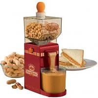 Аппарат для приготовления арахисового масла Peanut Butter Maker Nostalgia Electrics, Кухонный комбайн, кухонный процессор, измельчитель