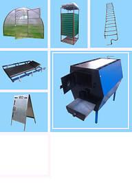 Изготовление металлоконструкций и изделий из металла