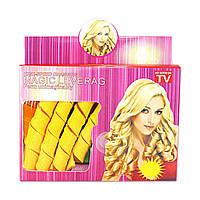 Набор бигудей Magic Leverage ENG для волос, стайлер, гофре, утюжок, выпрямитель, щипцы