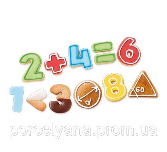Формы для выпечки цифры Tescoma delicia kids 630926
