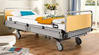 Электрическая медицинская кровать с электроприводом Stiegelmeyer VIDA Electric Medical Bed for Clinics