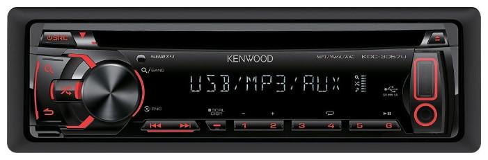 Головное устройство Kenwood KDC-3057URY, KDC-3057UG. Автомагнитола.