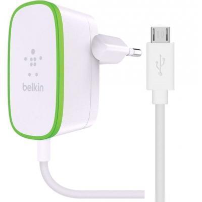 Зарядное устройство Belkin USB Home Charger (2.4A) c кабелем Micro-USB