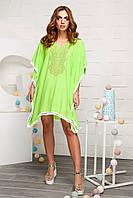 Платье KP-10020-12 S, салатовый