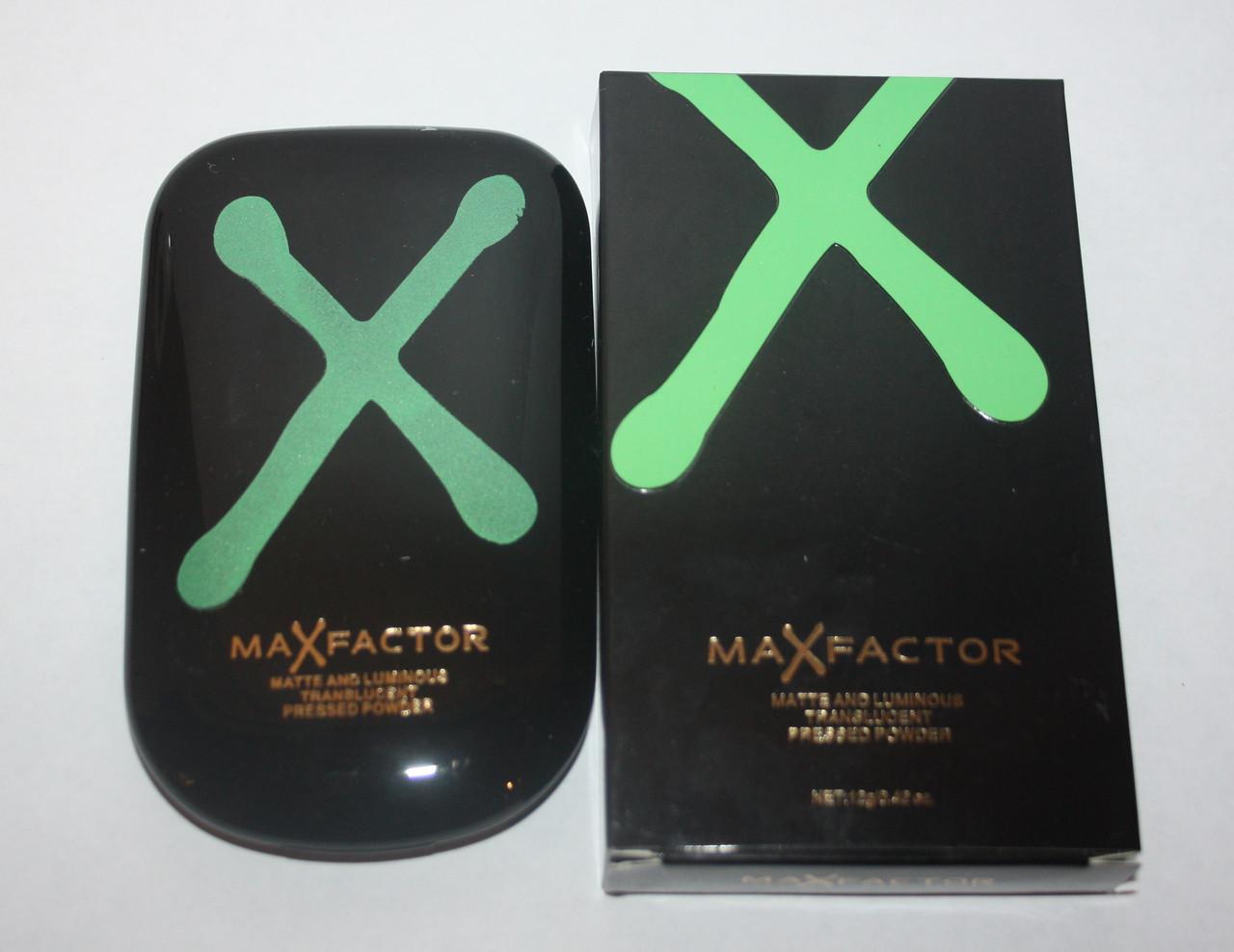 ПудраMax Factor Matte and Luminous