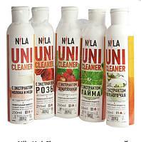 Nila Uni-Cleaner универсальный ремувер и очистител (в ассортименте), 250 мл
