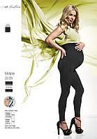 Элегантные леггинсы для мам Melanie BB 5-XL, черный