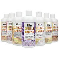 Nila Cuticle Remover - средство для удаления кутикулы (ароматы в ассортименте), 500 мл