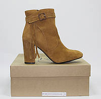 Женские ботинки Fiore оригинал натуральная замша 36