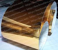 Глянцевая зеркальная пленка золотого цвета. LG Chem (Корея)