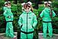 """Детский спортивный костюм на синтепоне 1037 """"ADIDAS"""" в расцветках, фото 2"""