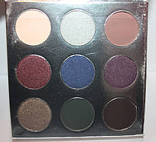 Тени для век KYLIE Holiday Edition KyShadow Pressed Powder Eyeshadow, фото 3