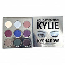 Тени для век KYLIE Holiday Edition KyShadow Pressed Powder Eyeshadow, фото 2