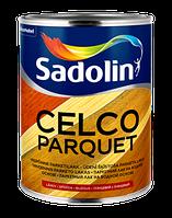 Лак для пола SADOLIN PARQUET, 1 л (полуматовый 20)
