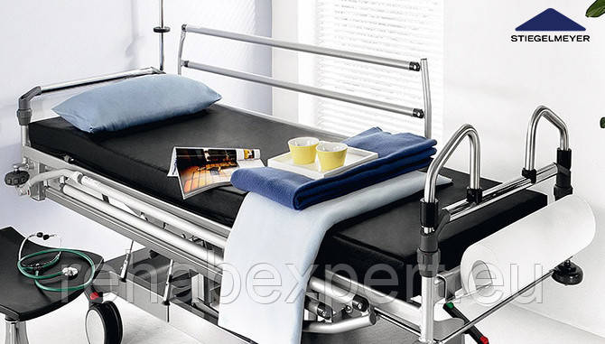 Медицинская Каталка для транспортировки пациентов Stiegelmeyer Mobilo Transport Stretcher 2 segments