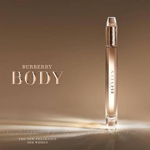 Женская парфюмированная вода Burberry Body Intense- купить по лучшей ... 9fff657b842