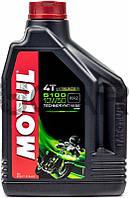 Motul 5100 4T SAE 10W50 моторное масло для мототехники, 2 л (836821)