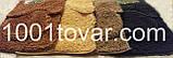 """Набор из 3-х ковриков из микрофибры """"Макароны или дреды"""" в ванную 80х50 см. и туалет 40х50 см., 45х35 см., фото 8"""