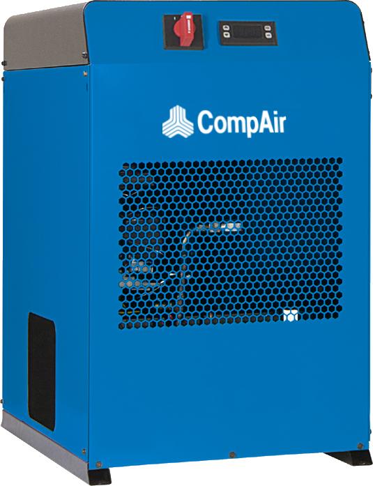 Рефрижераторный осушитель CompAir F40S (F040S) 4,0 м3/мин, точка росы +3С