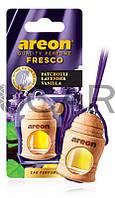 Areon Fresco Patchouli Lavender Vanilla ароматизатор жидкий, 4 мл