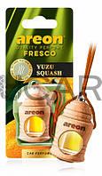 Areon Fresco Yuzu Squash ароматизатор жидкий, 4 мл