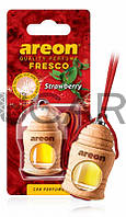 Areon Fresco Strawberry ароматизатор жидкий, 4 мл