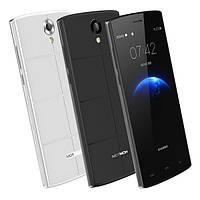 "Смартфон Homtom HT7 1/8Гб, 5Мп, 4 ядра, 3000 mAh, 2sim, 3G, экран 5.5"" IPS 1280x720, GPS"