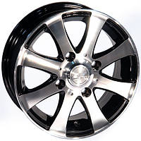 Zorat Wheels 461 (5.5J x 14 4x100 ET43 DIA67.1)