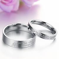 """Кільця для закоханих """"Половинки"""", дружин. 17.3, 18, чоловік. 18, 19"""
