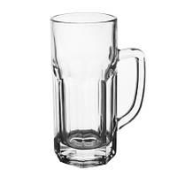 Бокалы пивные стекло 6шт/наб 400мл ZB131 (4уп)