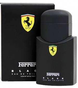 Ferrari Black туалетная вода 125 ml. (Феррари Блэк), фото 2