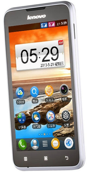 Lenovo A529 (White) БУ Уценка Гарантия 14 дней - «PulsePad» интернет-магазин электроники, г.Киев и Украина в Киеве