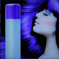 Спрей-краска для волос Синяя временная баллончик аэрозоль 250 мл